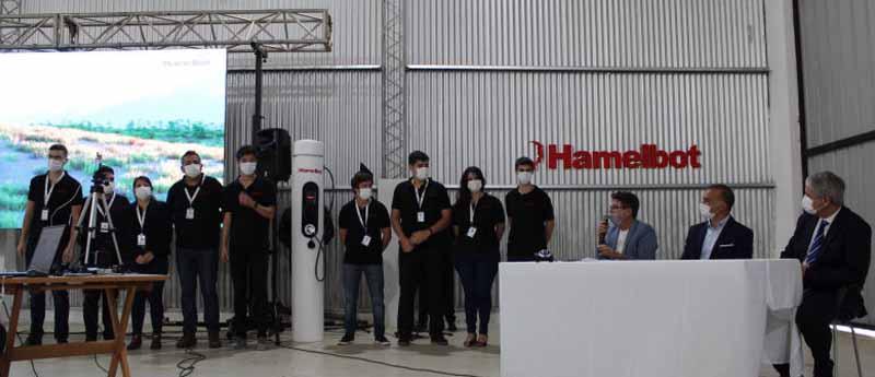 Inauguraron Hamelbot, la primera fábrica de vehículos eléctricos de  Misiones - InfoReg