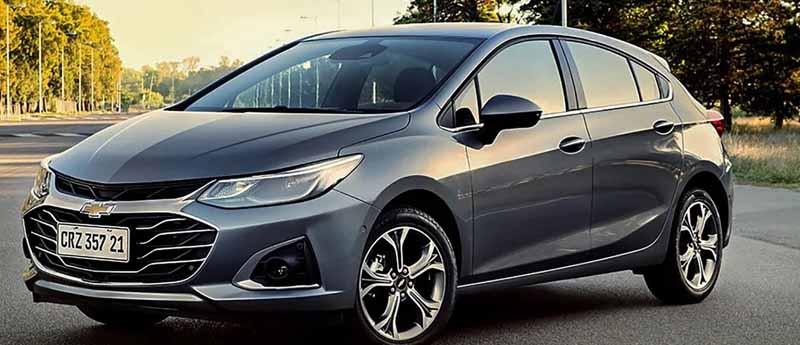 Chevrolet Cruze, el mediano nacional con tecnología de punta