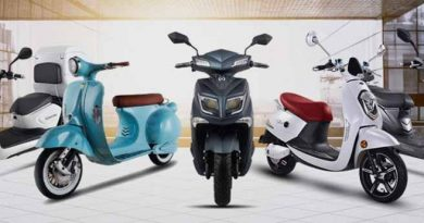 Boom de motos eléctricas, ¿por qué sólo se patenta el 3%?