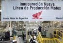 Honda inicia la producción de un nuevo modelo de motos en la Argentina